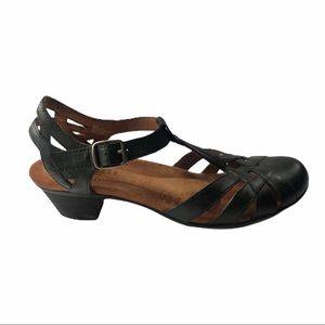 Cobb Hill Audrey black sandals size 9.5
